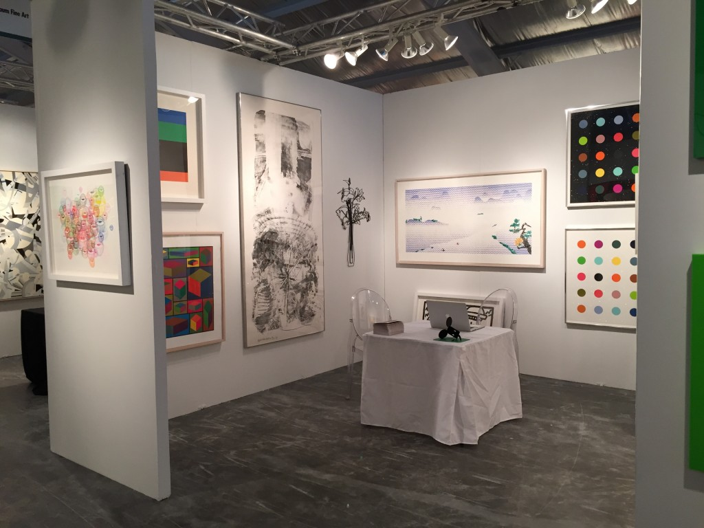 Gregg Shienbaum Fine Art Booth B16 exhibiting at Art Aspen 2015