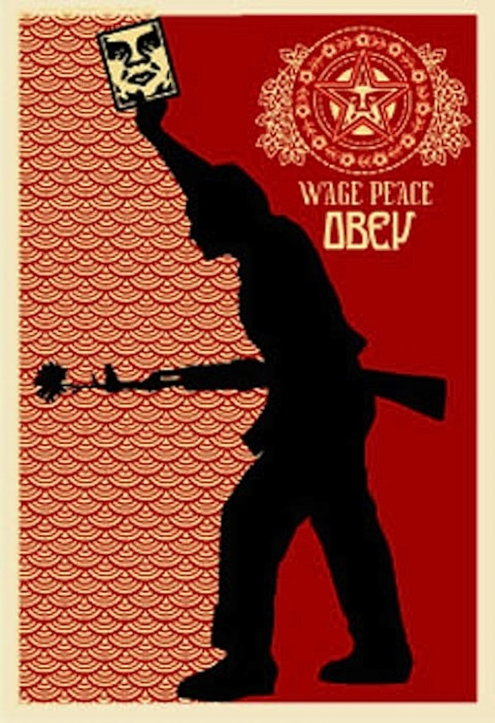 Retro Series - Obey 04